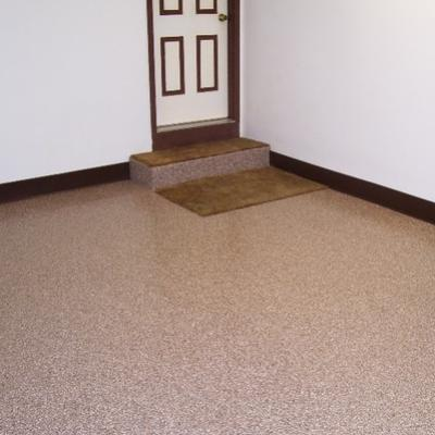 Over 42 years of doing epoxy flooring